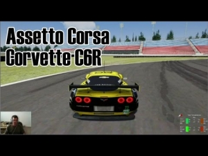 Assetto Corsa - Daytona Road Circuit - Corvette C6.R