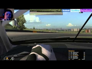 iRacing BSRTC Season 6 Round 14 from Interlagos - 38th to 17th in one lap!