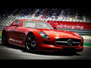 Assetto Corsa - Mercedes-Benz SLS AMG - Nurburgring Sprint