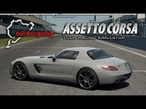 Assetto Corsa [HD++] ★ Mercedes-Benz SLS AMG ★ Nürburgring Sprint