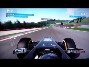 F1 2013 Nurburgring Germany Setup qualifica online 1:27.174 - ROBY F1
