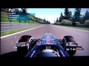 F1 2013 Spa Belgio setup qualifica online 1:44.852 - Post-Patch