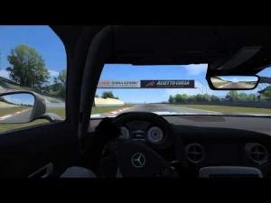 Assetto Corsa: Mercedes SLS Nurburgring Short