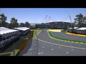 Assetto Corsa - GP2 Season 2014 - Hotlap - Albert Park (1.35.686)