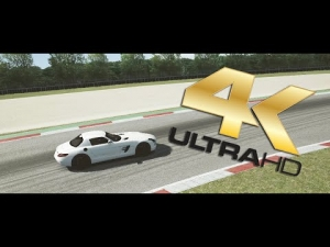 Assetto Corsa - SLS AMG Trailer - 4K ULTRA HD
