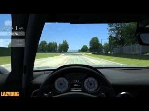 Assetto Corsa - Mercedes-Benz SLS AMG @ Imola