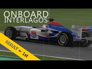 PSRL Super League 2014 | Interlagos | Balazs Toldi OnBoard