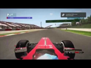 F1 2013 Hotlap Spain Catalunya  1:17.799 + Setup + Wheel Settings (PS3)