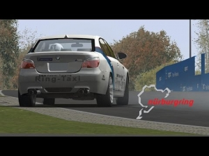 BMW M5 E60 Ring Taxi | Nürburgring Nordschleife | Hotlap