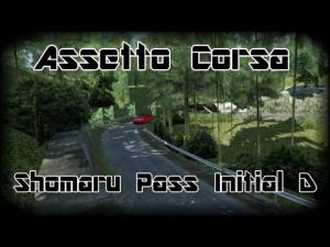 Assetto Corsa - Initial D - Shomaru Pass - No Assists