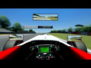 Assetto Corsa - Formula Abarth hotlap around Nürburgring 1.55.777