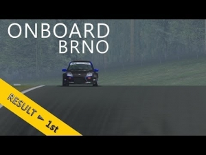 PSRL-VSR Lada Granta Cup 2014 | Brno | R2 | Balazs Toldi OnBoard