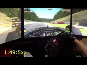 GSC E | Formula Extreme | Spa Francorchamps | Clube do Volante
