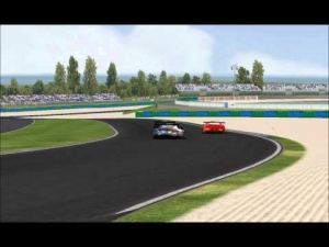 URL-GT1 - Season 9 - Round 2 - Magny Cours