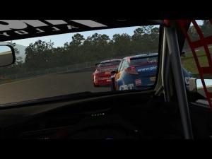 Honda Civic NGTC | rFactor2 | Fun Race | RaceCenter | Balazs Toldi OnBoard