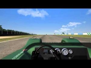 Assetto Corsa: Donington V1.02 Kutch 2000sl