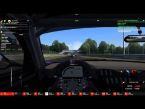 Assetto Corsa: Monza MP in the BMW Z4 GT