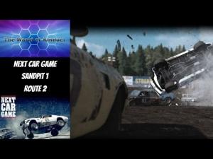 Next Car Game - 24 car grid on Sandpit1