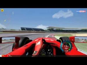Assetto Corsa F1 2014 Setup Ferrari F14T Silverstone - 1:34.590