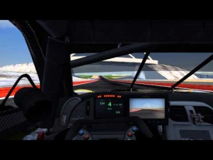 Assetto Corsa: Figure of 8 V1 Corvette C6R V0.4