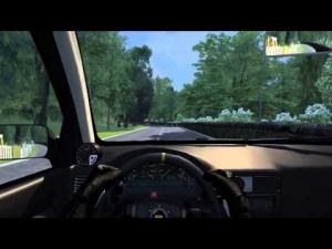 Assetto Corsa: Petersburg Hillclimb Seat Ibiza GTI v0.85