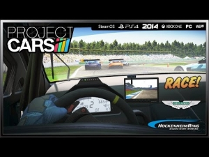 Project CARS Race! - (Ultra Settings) Aston Martin Vantage V12 GT3 @ Hockenheim