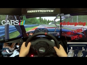 Project Cars - Nordschleife @ Mercedes 300SEL 6.8 AMG