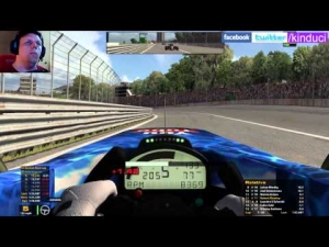 iRacing Star Mazda Official race at Interlagos -