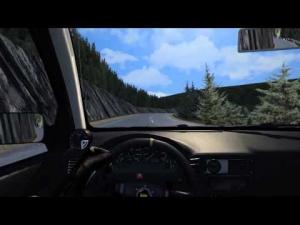 Assetto Corsa: Transfagarasan V 0.4o Seat Ibiza GTI