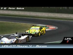 URL-GT1 - Season 9 - Round 4 - Monza