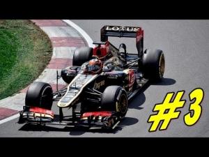 [#3] F1 2013 - Własny sezon Kimim Raikkonenem - GP Hiszpanii