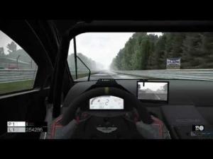 Project Cars (Build 797) :: Aston Martin V12 Vantage GT3 :: Le Mans :: Wet
