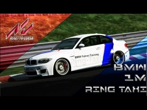 Assetto Corsa - BMW 1M Ring Taxi