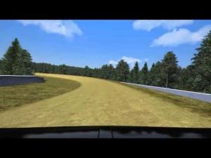 Assetto Corsa: Pine Hills Dirt V0.5 Datsun Truck