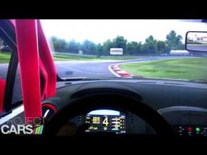 pCARS: Clio race- Brands Hatch Indy (Sun-Rain) @WMDCars