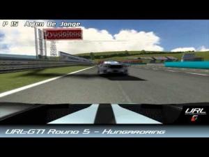 URL-GT1 - Season 9 - Round 5 - Hungaroring