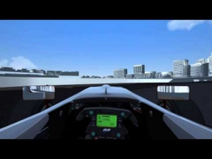 Assetto Corsa: Monaco V0.4 Formula Abarth
