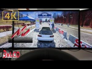 Assetto Corsa | Polish Rally stage Karowa | Triple Screen in Ultra 4K onboard