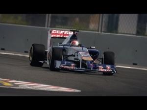 F1 2014: Sochi Hot Lap