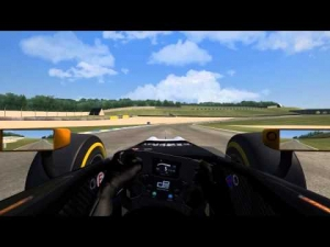 Assetto Corsa: Donington V1.02 GP2