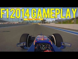 F1 2014 Gameplay - Sochi, Red Bull Ring, Bahrain, Spa-Francorchamps - (F1 2014 Game)