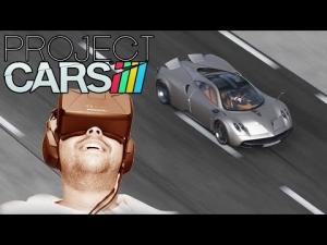 Oculus Rift DK2 - Pagani Huayra @ Le Mans