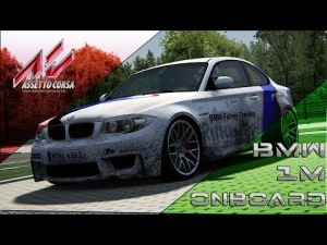 Assetto Corsa - BMW 1M Ring-Taxi Nordschleife Full Lap
