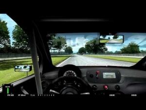 [netKar Pro 1.3] - Abarth 500 Assetto Corsa - Crema - Logitech G27 - Full HD - [ITA]