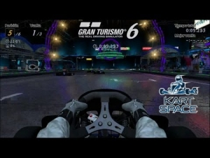 Gran Turismo 6 - Racing Kart Junior @ Kart Space II