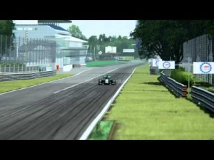 Assetto Corsa | F1 2014 Mod, Mercedes W05 | Monza | Hot Lap