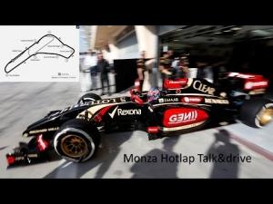 Un giro a Monza con Romain Grosjean - Assettocorsa - FC1 MOD -Talk&Drive