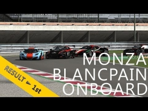 2 Hours of Monza | PSRL Blancpain Endurance Series 2013 | Balazs Toldi Onboard
