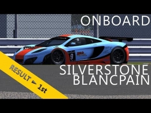 2 Hours of Silverstone | PSRL Blancpain Endurance Series 2013 | Balazs Toldi OnBoard