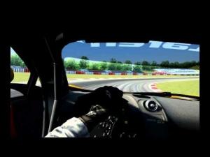 Assetto Corsa || McLaren MP4-12c GT3 hotlap around Nürburgring 1.55.550